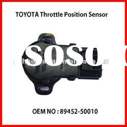 TOYOTA Throttle Position Sensor for OEM # 89452-22080