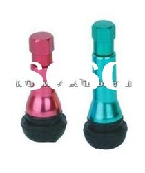 TR412AC TR413AC colorful sleeve tire valves