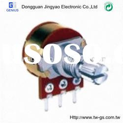 Taiwan GS supplies Linear Rotary Potentiometer
