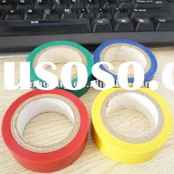 Top Quality PVC Insulating Tape, pvc electrical tape