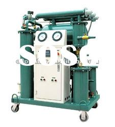 Transformer Oil Dehydration Plant ZY, High Precision Transformer Oil Purifier