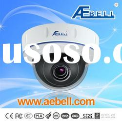 Vandal-proof Color CCD Camera Day/Night Dome Camera