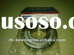 W6208 High Quality & Low Noise Deep Groove Ball Bearing SKF Original Packing