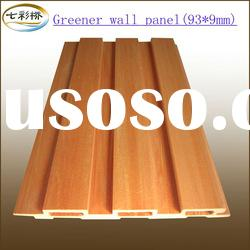 WPC-greener wood wall panel