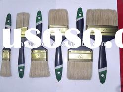 Wooden Handle Natural Bristle Paint Brush YC-FB-33