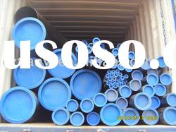 X52 X42 ST 37 ST 52 DIN1629 DIN 2440 API 5L ASTM A106/A53 GR B seamless steel pipe
