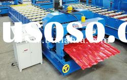 XF25-183-1100 Glazed Tile Metal Sheet Roll Forming Machine