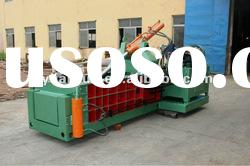 Y81-135T Hydraulic Metal Baler Export Type for Scrap, Aluminum Scrap Forward-out discharging