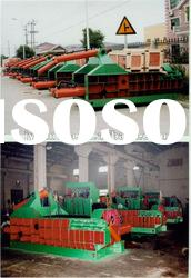 Y81-1600 Hydraulic Metal Baler Export Type for Scrap, Aluminum Scrap