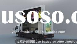 YEESO Mobile Advertising Truck LED Display