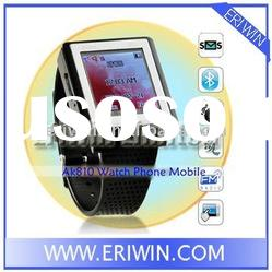 ZX-AK810 New Tri-band GSM Watch Mobile Phone