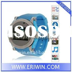 ZX-S60 High-grade stainless steel multi-function watch cell phone