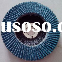 abrasive flap disc mop wheel for stainless steel