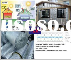 aluminium foil double bubble roof heat insulation material