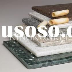 artificial marble dining table material