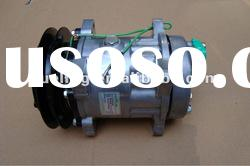 car air conditioner compressor 7H15 24V for Truck/Excavator
