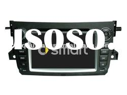 car dvd player for benz smart with gps navi, 2011 & 2012 new model