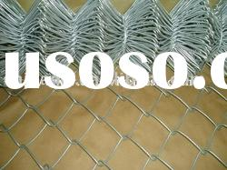 chain link fence mesh,pvc coated wire mesh