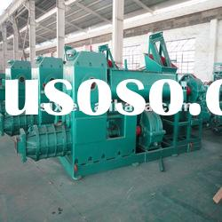 clay brick making machine production line/JKB45/45F-30 Red mud brick making machine