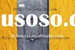 cotton with spandex wash denim jeans fabric denim fabric for man
