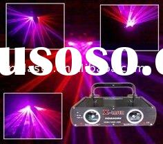 disco stage 210mw double head red+green laser light
