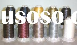 embroidery thread, thread, polyester thread