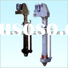 factory price hydraulic vertical slurry pump