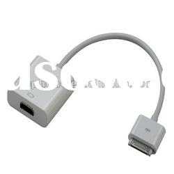 factory supply,good quality 15cm up to 1080P hdmi connection cable for ipad