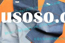 fashion cotton denim fabric denim jeans fabric spandex denim