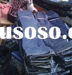 fashion used clothes, second hand clothing