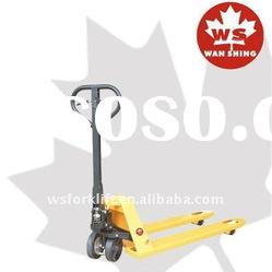 hand pallet truck with brake system