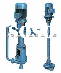 heavy duty hydraulic vertical slurry pump