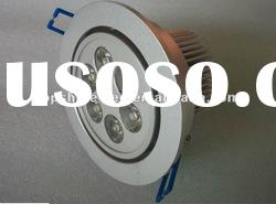 high voltage 6W warm white led ceiling light ceiling lamp