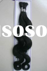 human hair weave/weaving/wave/weft/extensions/bulk
