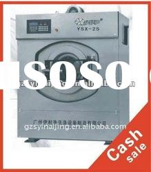 industrial full suspension automatic washing machine/used laundry equipment
