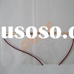infrared lamp halogen quartz heating tube with CE
