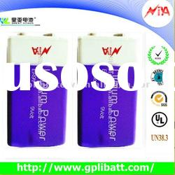 lithium thionyl chloride battery 9v batteries primary & dry cell
