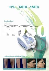 luxurious IPL hair removal machine beauty equipment