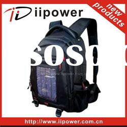 new solar battery charger backpack with CE rohs
