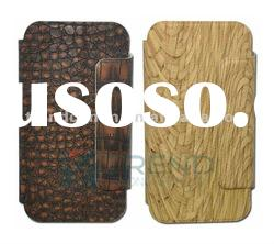 newest design high quality leather case for samsung i9300