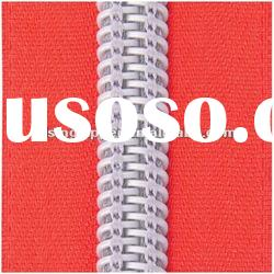 nylon zipper off long chain nylon zipper