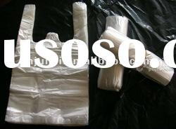 pe t-shirt plastic bag