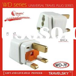 power supply adapter/ switching power adapter/switching power supply/converter travel to UK-WD-7F