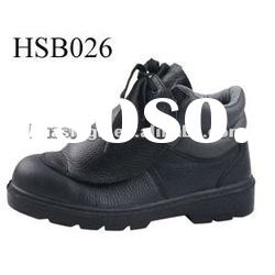 safety shoes for working with steel toe cap
