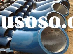 seamless/ERW steel pipe fitting--ss,cs,alloy steel pipe elbow
