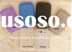 silicone case Gel Case For HTC Wildfire S skin case/mobile phone accessories