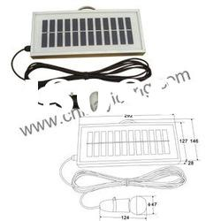 solar home shed lamp