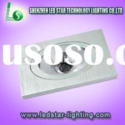 under cabinet lighting 3W(1*3w)high power led Downlight/ceiling light