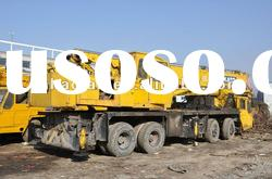 used kato crane 50ton for sale in Dubai excellent condition