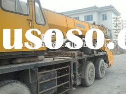 used tadano hydraulic mobile crane TG500E made in Japan for sale